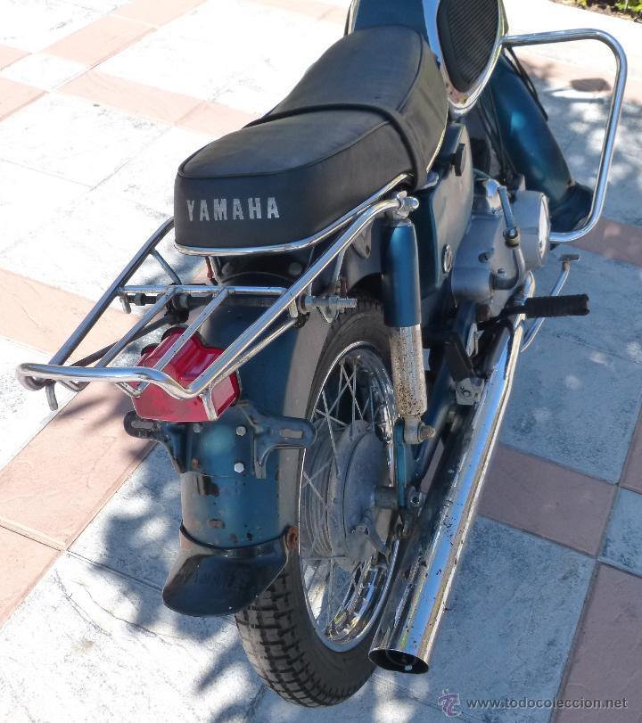 Motos: Yamaha YA6, 125 cc., Año 1964, 6176 Millas, 4 marchas, Moto Clásica - Foto 16 - 45366612