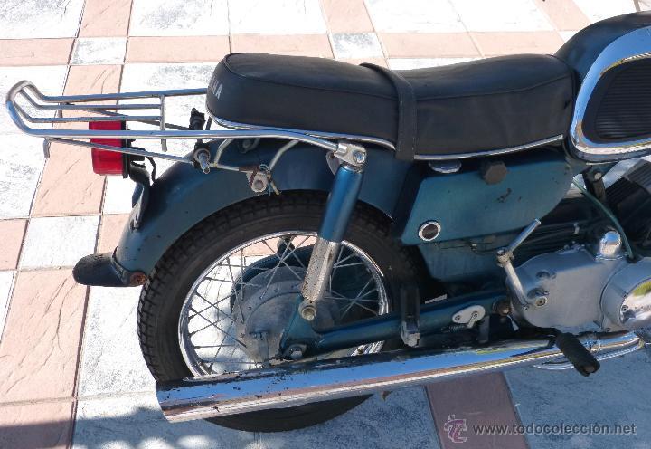 Motos: Yamaha YA6, 125 cc., Año 1964, 6176 Millas, 4 marchas, Moto Clásica - Foto 17 - 45366612
