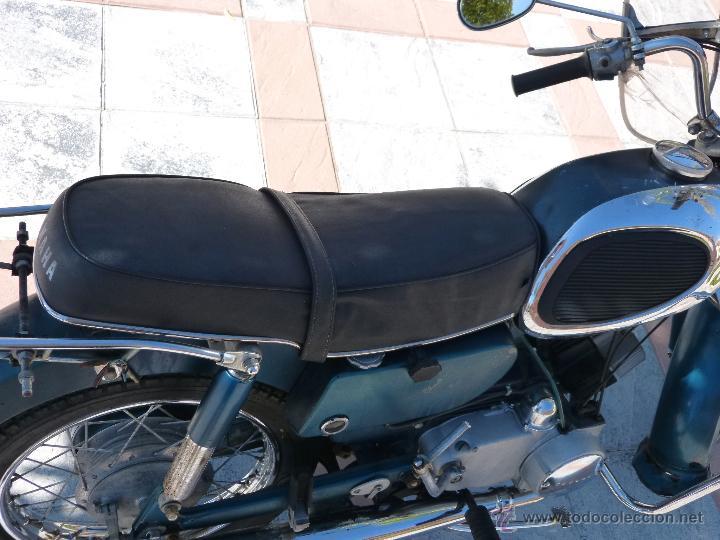 Motos: Yamaha YA6, 125 cc., Año 1964, 6176 Millas, 4 marchas, Moto Clásica - Foto 18 - 45366612