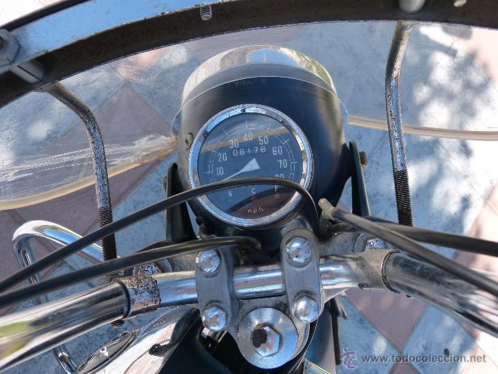 Motos: Yamaha YA6, 125 cc., Año 1964, 6176 Millas, 4 marchas, Moto Clásica - Foto 21 - 45366612
