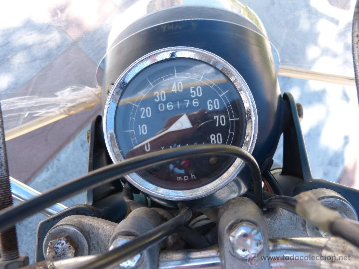 Motos: Yamaha YA6, 125 cc., Año 1964, 6176 Millas, 4 marchas, Moto Clásica - Foto 22 - 45366612