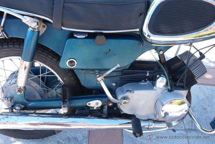 Motos: Yamaha YA6, 125 cc., Año 1964, 6176 Millas, 4 marchas, Moto Clásica - Foto 28 - 45366612