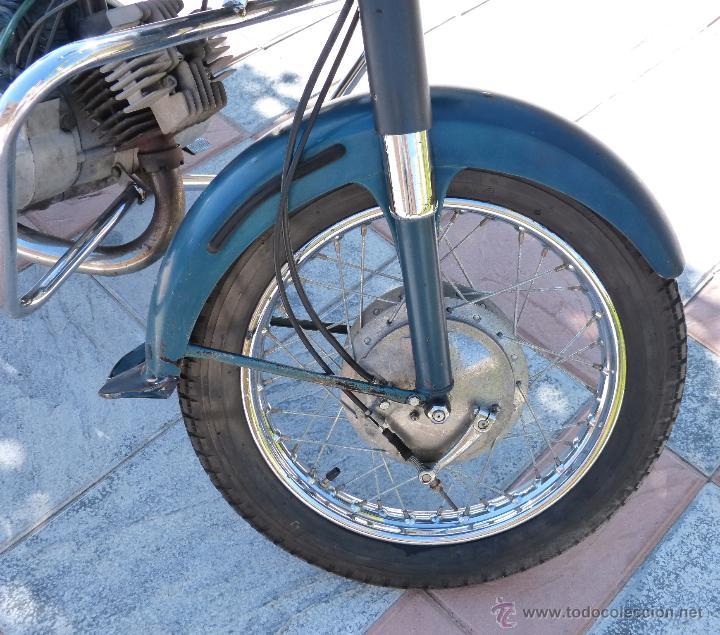 Motos: Yamaha YA6, 125 cc., Año 1964, 6176 Millas, 4 marchas, Moto Clásica - Foto 29 - 45366612