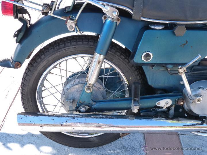 Motos: Yamaha YA6, 125 cc., Año 1964, 6176 Millas, 4 marchas, Moto Clásica - Foto 30 - 45366612