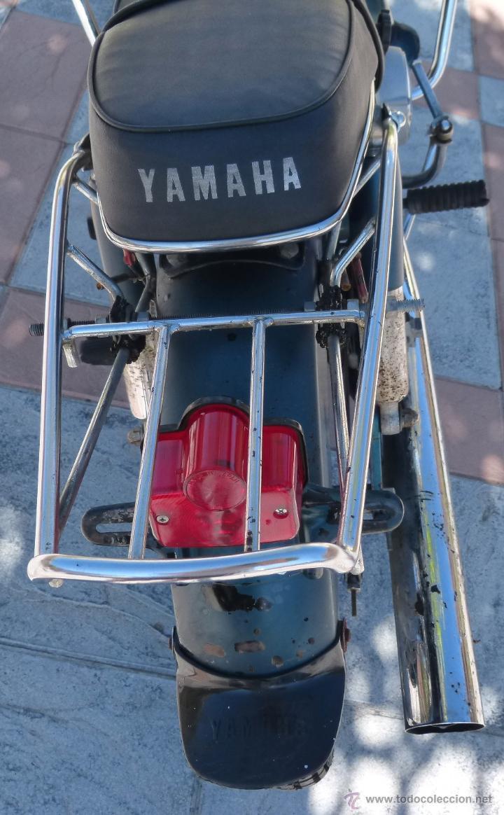 Motos: Yamaha YA6, 125 cc., Año 1964, 6176 Millas, 4 marchas, Moto Clásica - Foto 31 - 45366612