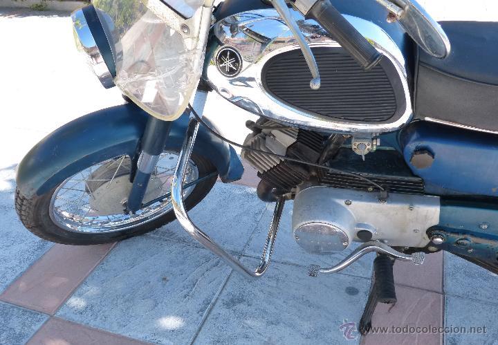 Motos: Yamaha YA6, 125 cc., Año 1964, 6176 Millas, 4 marchas, Moto Clásica - Foto 33 - 45366612