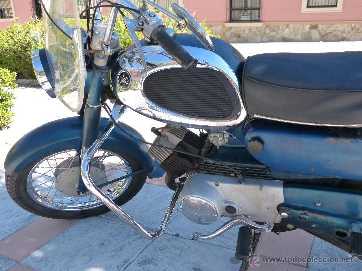 Motos: Yamaha YA6, 125 cc., Año 1964, 6176 Millas, 4 marchas, Moto Clásica - Foto 36 - 45366612