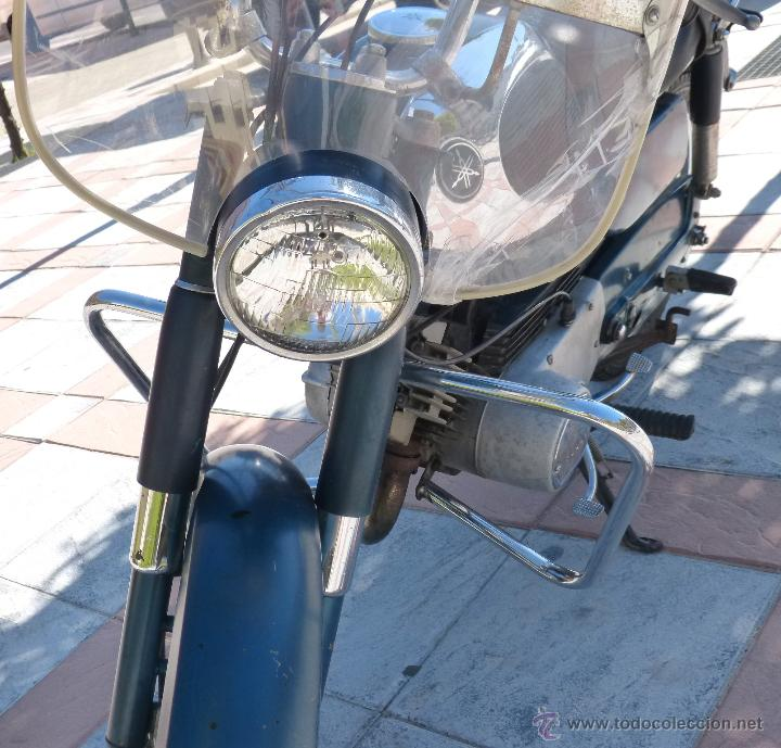 Motos: Yamaha YA6, 125 cc., Año 1964, 6176 Millas, 4 marchas, Moto Clásica - Foto 41 - 45366612