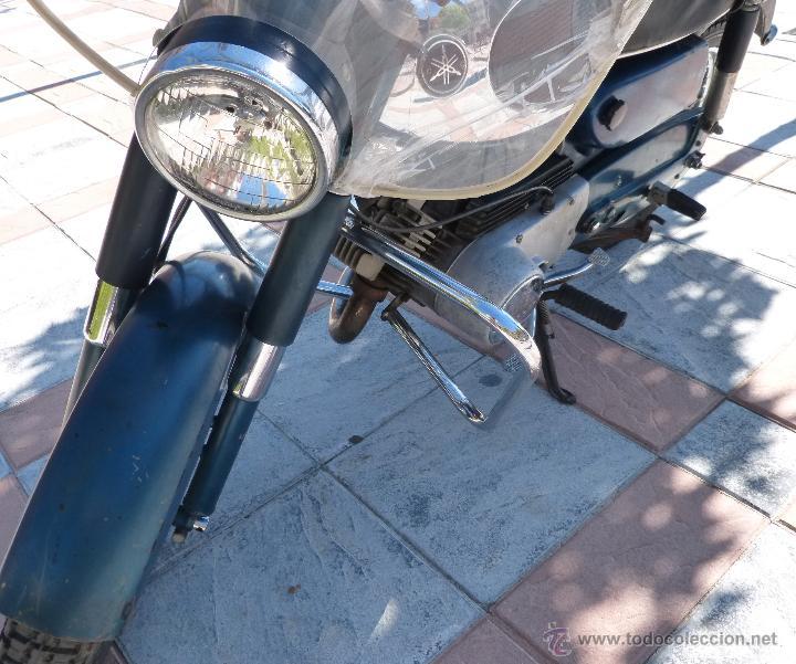 Motos: Yamaha YA6, 125 cc., Año 1964, 6176 Millas, 4 marchas, Moto Clásica - Foto 43 - 45366612