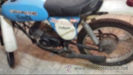MOTO GUZZI - JABATO (Coches y Motocicletas - Motocicletas Clásicas (a partir 1.940))