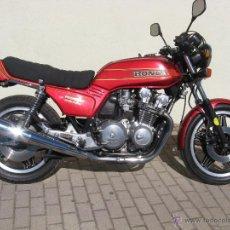 Motos: HONDA CB900F BOL D`OR AÑO 1980 MOTO MITICA POR SUS CAMPEONATOS. Lote 48616001