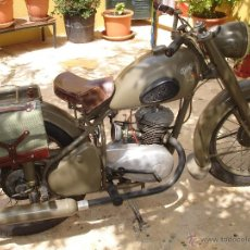 Motos: PEUGEOT 175 MILITAR. Lote 51421142