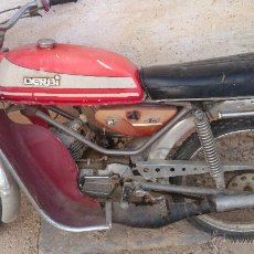 Motos: MOTO DERBI GT 4 VELOCIDADES 1974. Lote 97799710