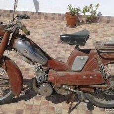 Motos: CICLOMOTOR MOBYLETTE AV 88. Lote 54924778