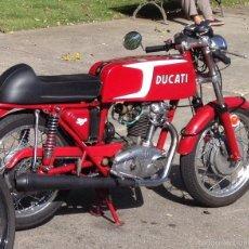 Motos: DUCATI 24 HORAS 250. Lote 56002476