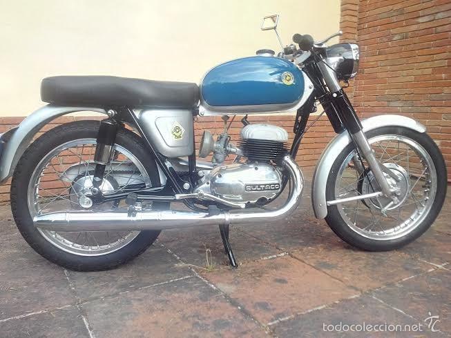 BULTACO SATURNO 200 (Coches y Motocicletas - Motocicletas Clásicas (a partir 1.940))