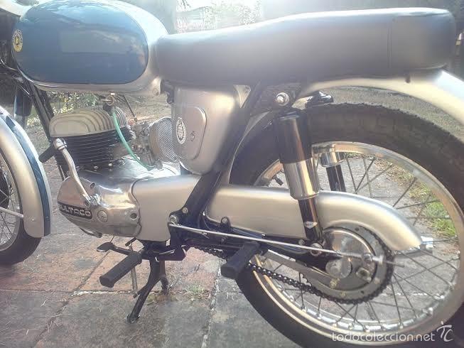 Motos: BULTACO SATURNO 200 - Foto 9 - 57731729