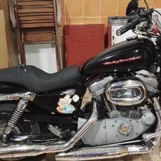 Motos - harley davidson-xl-53-c-sporter-custon-883-año 11-11-2004-en buen estado-itv hasta 2019 - 58007704