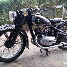 DKW NZ250 de 1941