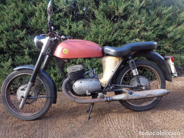 Montesa Impala Comando 175 De 1964 Comprar Motocicletas Clásicas En Todocoleccion 70051721