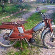Motos: MOBYLETTE G.A.C. PARA RESTAURAR O DESPIECE. 49CC. DÉCADA DE 1980 - CON LLAVE Y MOTOR EN BUEN ESTADO.. Lote 72234931