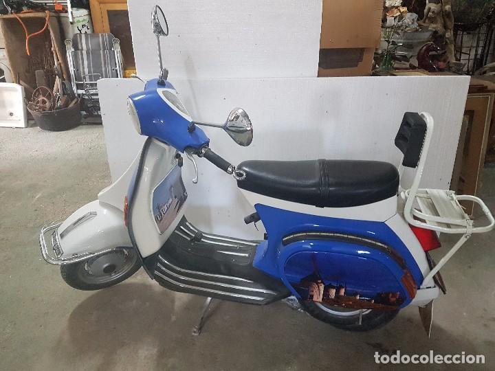 VESPA 125 CC (Coches y Motocicletas - Motocicletas Clásicas (a partir 1.940))