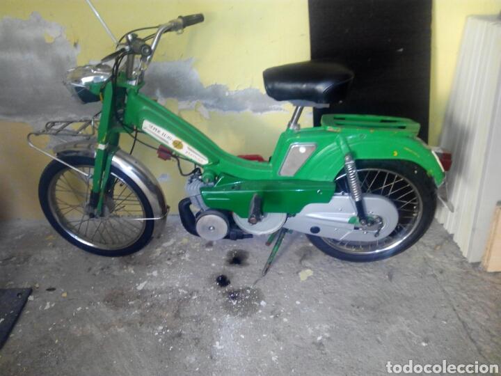MOTOCICLETA MOBYLETTE (Coches y Motocicletas - Motocicletas Clásicas (a partir 1.940))
