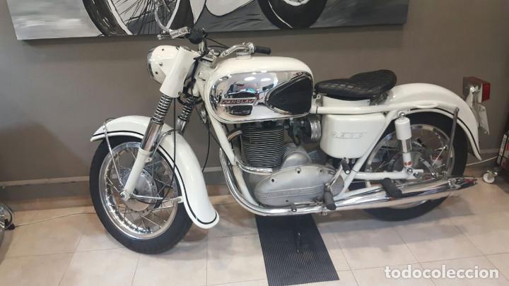 Motos: MOTO SANGLAS modelo 400T. Completamente restaurada. - Foto 2 - 95980267