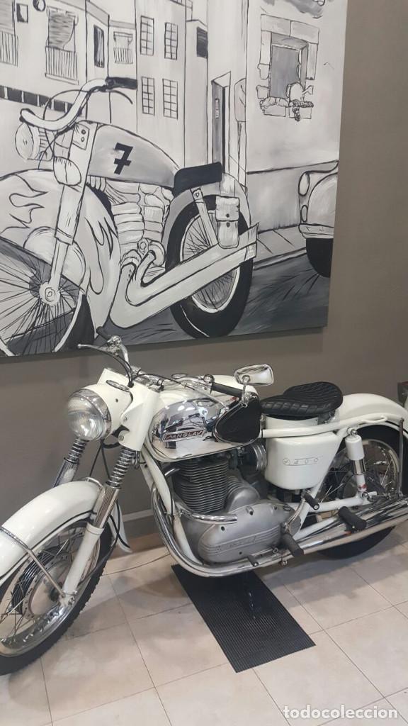 Motos: MOTO SANGLAS modelo 400T. Completamente restaurada. - Foto 3 - 95980267