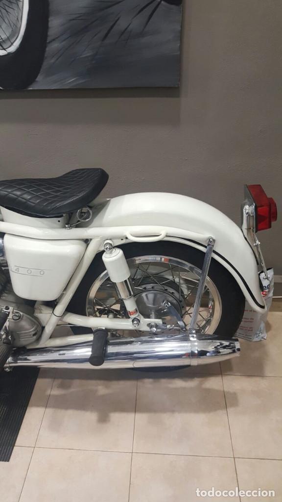 Motos: MOTO SANGLAS modelo 400T. Completamente restaurada. - Foto 5 - 95980267