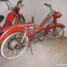 Motos: MOTO GAC 49 1967 ANTIGUA BIEN DE PINTURA FALTA ASIENTO Y GOMA DELANTERA PARA TERMINAR DE RESTAURAR.. Lote 82197092