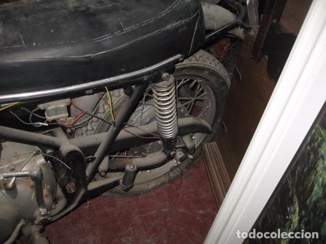 Motos: Moto Harley Davidson SS 350 para restaurar - Foto 3 - 178059253