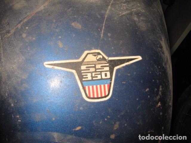 Motos: Moto Harley Davidson SS 350 para restaurar - Foto 4 - 178059253