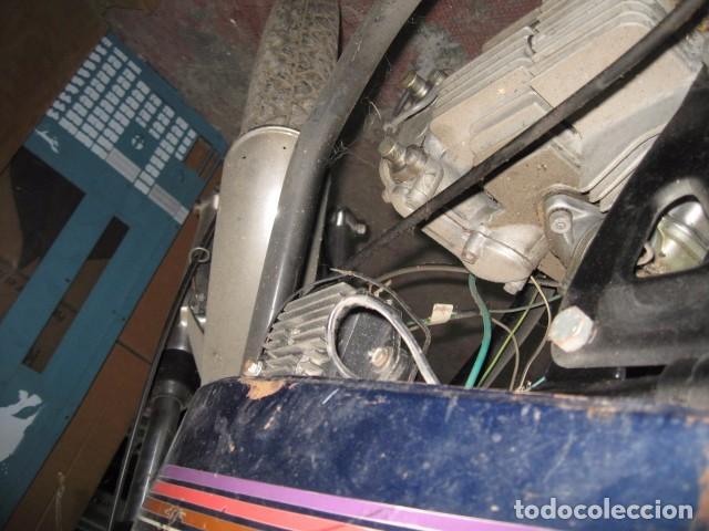 Motos: Moto Harley Davidson SS 350 para restaurar - Foto 6 - 178059253