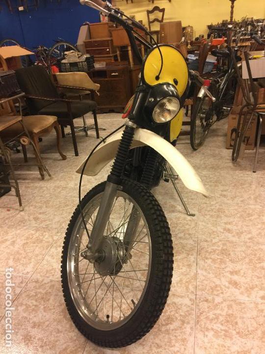 Motos: Espectacular moto MONTESA ENDURO 75. Absolutamente restaurada y puesta a punto. Una joya. - Foto 4 - 89396484