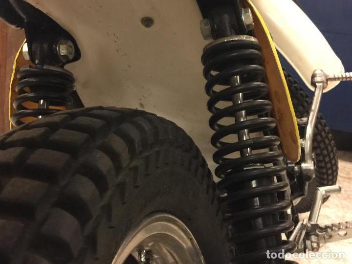 Motos: Espectacular moto MONTESA ENDURO 75. Absolutamente restaurada y puesta a punto. Una joya. - Foto 5 - 89396484