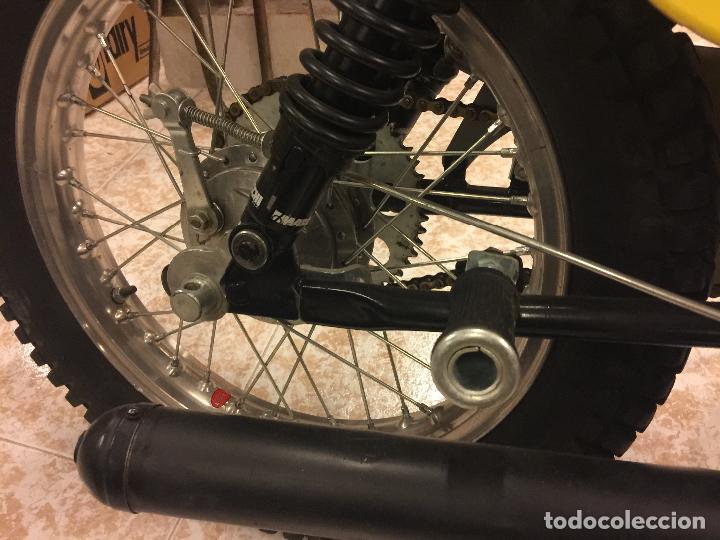 Motos: Espectacular moto MONTESA ENDURO 75. Absolutamente restaurada y puesta a punto. Una joya. - Foto 7 - 89396484