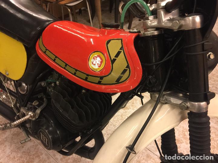 Motos: Espectacular moto MONTESA ENDURO 75. Absolutamente restaurada y puesta a punto. Una joya. - Foto 13 - 89396484