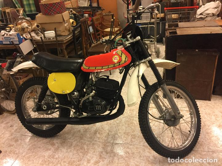 Motos: Espectacular moto MONTESA ENDURO 75. Absolutamente restaurada y puesta a punto. Una joya. - Foto 15 - 89396484