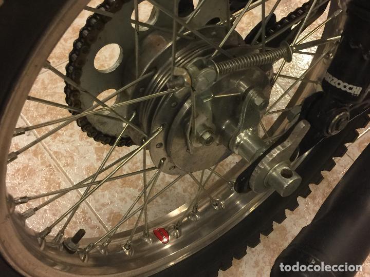 Motos: Espectacular moto MONTESA ENDURO 75. Absolutamente restaurada y puesta a punto. Una joya. - Foto 16 - 89396484