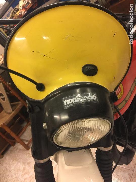 Motos: Espectacular moto MONTESA ENDURO 75. Absolutamente restaurada y puesta a punto. Una joya. - Foto 24 - 89396484