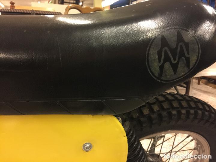 Motos: Espectacular moto MONTESA ENDURO 75. Absolutamente restaurada y puesta a punto. Una joya. - Foto 27 - 89396484
