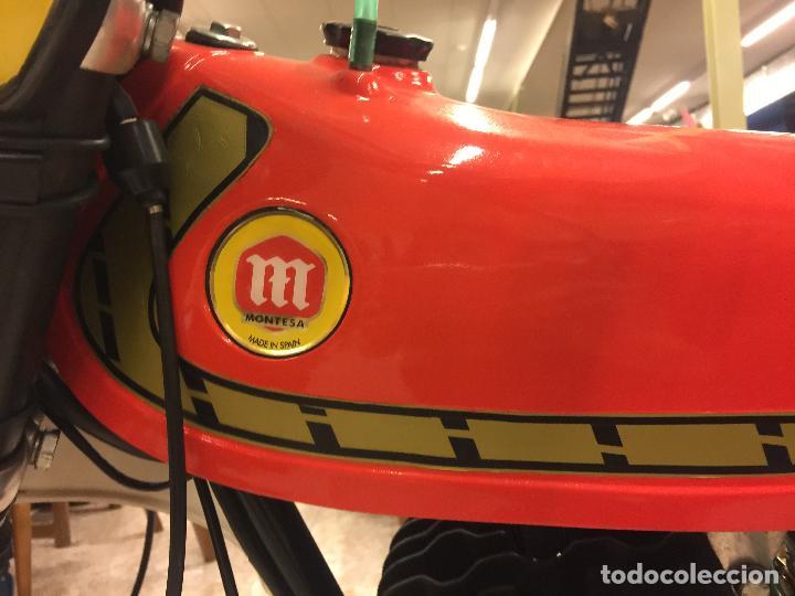 Motos: Espectacular moto MONTESA ENDURO 75. Absolutamente restaurada y puesta a punto. Una joya. - Foto 29 - 89396484