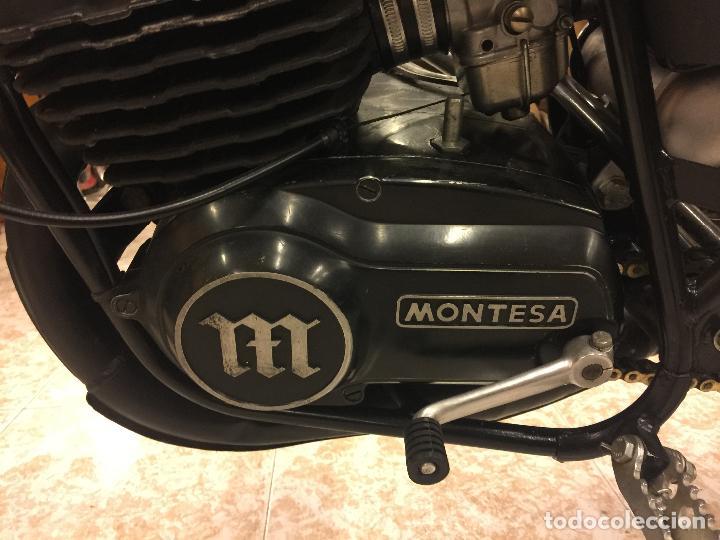 Motos: Espectacular moto MONTESA ENDURO 75. Absolutamente restaurada y puesta a punto. Una joya. - Foto 30 - 89396484
