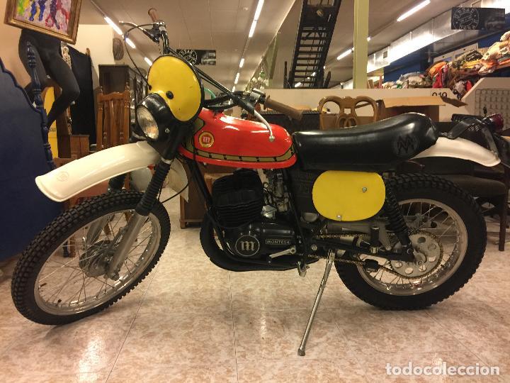 Motos: Espectacular moto MONTESA ENDURO 75. Absolutamente restaurada y puesta a punto. Una joya. - Foto 31 - 89396484