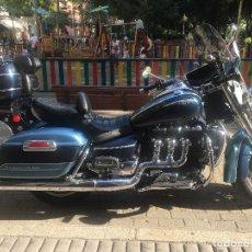 Motos: TRIUMPH ROCKET III TOURING, ENERO 2008, VER FOTOS, ES FANTASTICA!. Lote 98039187