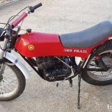 Motos: MONTESA COTA 348 AÑO 1978, DOCUMENTACIÓN AL DÍA. ITV HASTA AGOSTO DE 2019. Lote 98082883