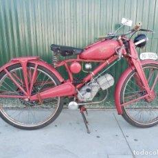 Motos: MOTO GUZZI HISPANIA 65CC. Lote 98152295