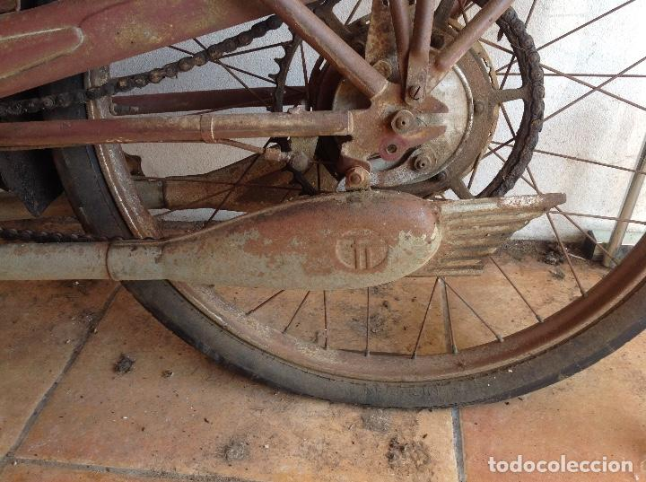 Motos: Rara terrot original a restaurar - Foto 4 - 99204863