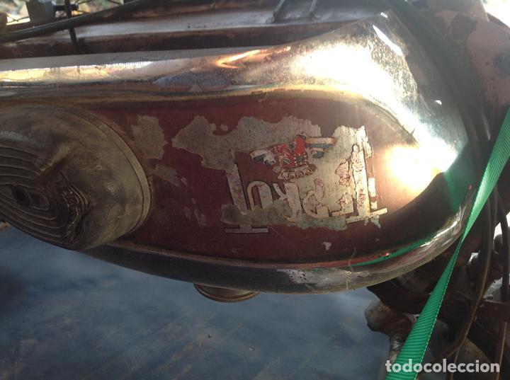 Motos: Rara terrot original a restaurar - Foto 7 - 99204863